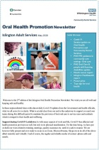 Islington Oral Health Newsletter May2020